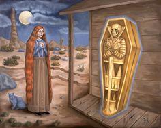 The Sarcophagus — Mark Rogers Art Arte Sci Fi, Sci Fi Art, Fine Art Photo, Photo Art, Arte Lowbrow, Alchemy Art, Macabre Art, Alien Art, Pop Surrealism