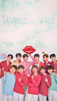 Wanna one innisfree Ong Seung Woo, Produce 101 Season 2, Lee Daehwi, First Love, My Love, Ha Sungwoon, Kim Jaehwan, 3 In One, Kpop Boy