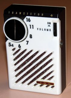 Vintage Yaou TAC 6-Transistor Radio, Made In Japan, Inspection Stamp Dates Radio To October 24, 1959.