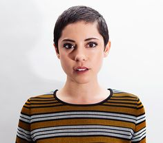 5 Fun Facts About The Divergent Series: Insurgent's Rosa Salazar  #InStyle