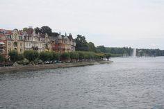 El Rin a su paso por Constanza