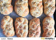 Housticky, dík za recept Baked Potato, Potatoes, Bread, Baking, Ethnic Recipes, Food, Meal, Patisserie, Potato