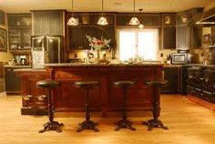 authentic victorian kitchen - Google Search