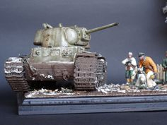 3 Diorama, Military Vehicles, Russia, Winter, Model, Winter Time, Army Vehicles