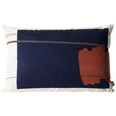 Color Block Cushion 1 (Large) Designed by Trine Andersen | ferm LIVING available at Modern Intentions. Shop here for designer, modern throw pillows!