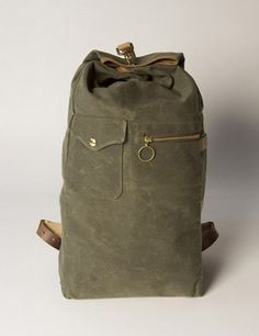 Definitely a bag that is rugged, handsome, intelligently designed and will last a cross-country motorcycle journey