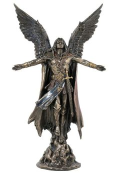 St. Michael statue - Google Search