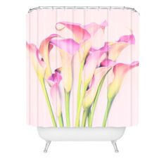 Lisa Argyropoulos Callas Shower Curtain | DENY Designs Home Accessories