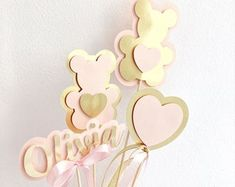 Personalized Name Banner Girl 1 st Birthday Banner Blush Rose Gold Birthday Party Decoration Baby Shower Photo Shoot Prop Custom Baby Banner Teddy Bear Centerpieces, Unicorn Centerpiece, Christmas Tree Themes, Christmas Tree Toppers, Girl Birthday Decorations, Gold Decorations, Decoration Photo, Blush And Gold, Blue Gold