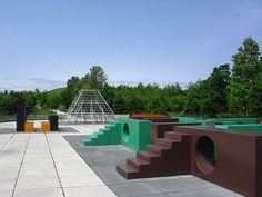 Playground by Isamu Noguchi