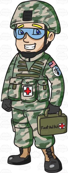 a us army infantry soldier in uniform cartoon nurse pinterest rh pinterest com Pink Balloons Pink Balloons