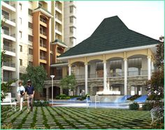 This luxury project is set on regarding 4.6 acres of terra firma and will intend airy apartments of 2, 3 and 4 BEDROOM.