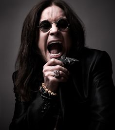 Photography - Classy Celebrity Portraits by Andy Gotts Ozzy Osbourne Black Sabbath, Ozzy Osbourne Bat, Hard Rock, Andy Gotts, Woodstock, We Will Rock You, Celebrity Portraits, Rock Legends, Black And White Portraits