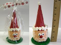 A & J Cake and Candy - Seasonal Ideas - Marshmallow Buddies - GIANT Marshmallows/Marshmellows