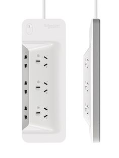 Having energy saving power strips in your home can save you energy as they automatically turn off.