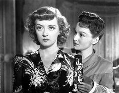 Bette Davis & Olivia de Havilland - IN THIS OUR LIFE