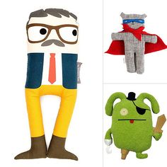 9 Cool Stuffed Toys For Boys
