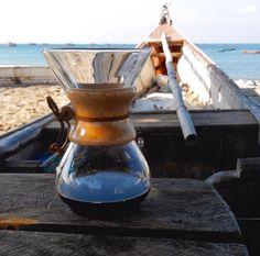Coffee and kayaking #chemex #coffee