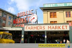 Mercado público de #Seattle