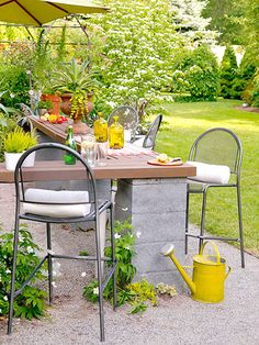 Budget-friendly Ideas For Outdoor Rooms