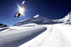 Mathieu Crepel putting method in his madness.   Photo: Antton #QuikSnow quiksilver.com/snow