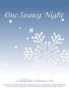 Our first collaborative bedtime story written entirely by our friends on Facebook. Perfect for a sleepy winter's night. Click the cover to check out the entire story on Savvy Rest's Facebook page.