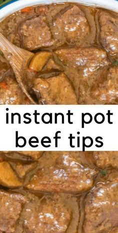 Best Beef Tips in the World! Easy, tender beef tips in under an hour with the most divine gravy! Eat up! Easy, tender beef tips in under an hour with the most divine gravy! Eat up! Beef Tip Recipes, Crockpot Recipes, Healthy Recipes, Chicken Recipes, Easy Instapot Recipes, Easy Recipes, Casserole Recipes, Soup Recipes, Meatball Recipes