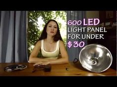 DIY 600 LED light for under $30