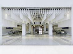 Galeria de Museu Vintage BMW / Crossboundaries - 5