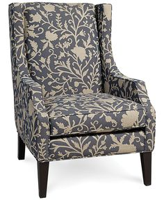 Scarlette Fabric Accent Chair