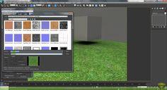 Aprenda a manipular texturas com materiais 3ds Max para Mental Ray I-Ray e V-Ray.