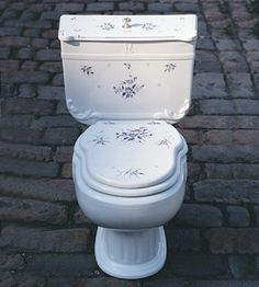 Charleston Toilet
