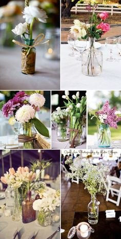 Vessels for flowers