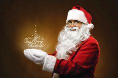 Para a alegria da criançada, o Papai Noel não é apenas um personagem fictício, pois ele realmente existiu!!
