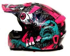 Masei 316 M Plus Motocross ATV DOT Dirtbike Helmet GREEN M L XL