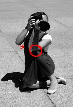 6 tecniche per ridurre il mosso della fotocamera durante la fase di scatto