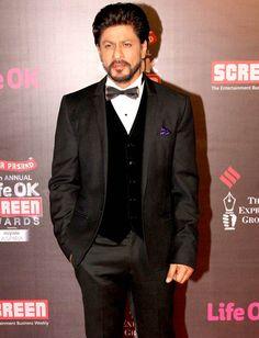 Shahrukh Khan at 20th Screen Awards
