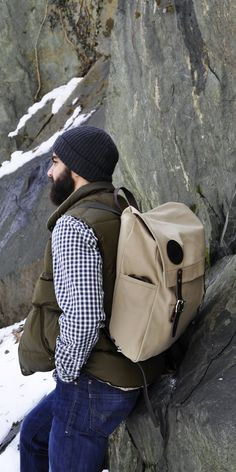 "How to spot an authentic ""Lumbersexual"" in 2015."