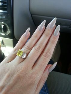Stiletto nails are a must for me this summer, I've had them for a few months now and I still love the way it looks