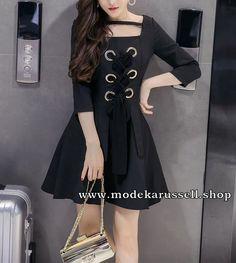 727dff2becdc3 Elegant Dress Evening Dress Thyra Short in Black #mode #kleid #kleider  #fashion
