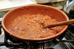 Sugo di carne (Meat Sauce)
