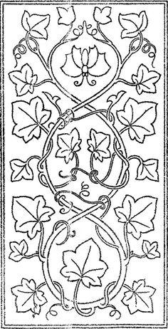 Vintage Ivy Design