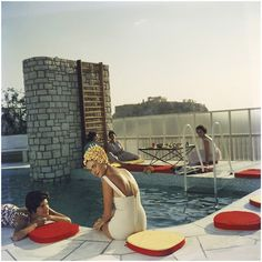 Penthouse Pool, 1961