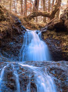 Waterfall - Zlaca river, Banovici, Bosnia
