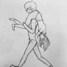 This look like me & jacob cute couple drawings, couple sketch, love drawings , Couple Sketch, Cute Couple Drawings, Cute Couple Art, Love Drawings, Easy Drawings, Drawing Sketches, Pencil Drawings, Cute Couples, Sketch Art