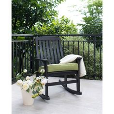 painting a rocking chair for outdoor use polywood furniture for