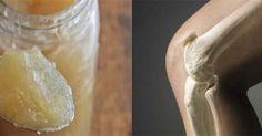 Medicinas Naturales: Increíble: cura las articulaciones y los huesos con solo un ingrediente que todos tenemos en la cocina