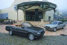 Peu connaissent cette magnifique Peugeot 505 Coupe et Cabriolet. Pour plus d'infos c'est par ici:   http://ift.tt/2aPhnPG - http://ift.tt/1HQJd81
