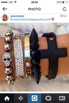 Princess pee jewellery