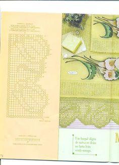 PINTURA EM TECIDO BANHO N° 2 - Rosemary Lourenço de Oliveira Santos - Álbuns da web do Picasa